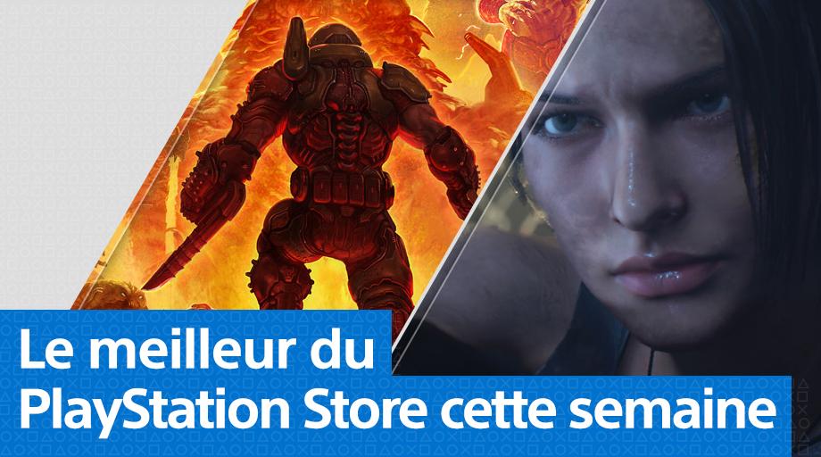 PS Store - Mise à jour du 16 mars 2020
