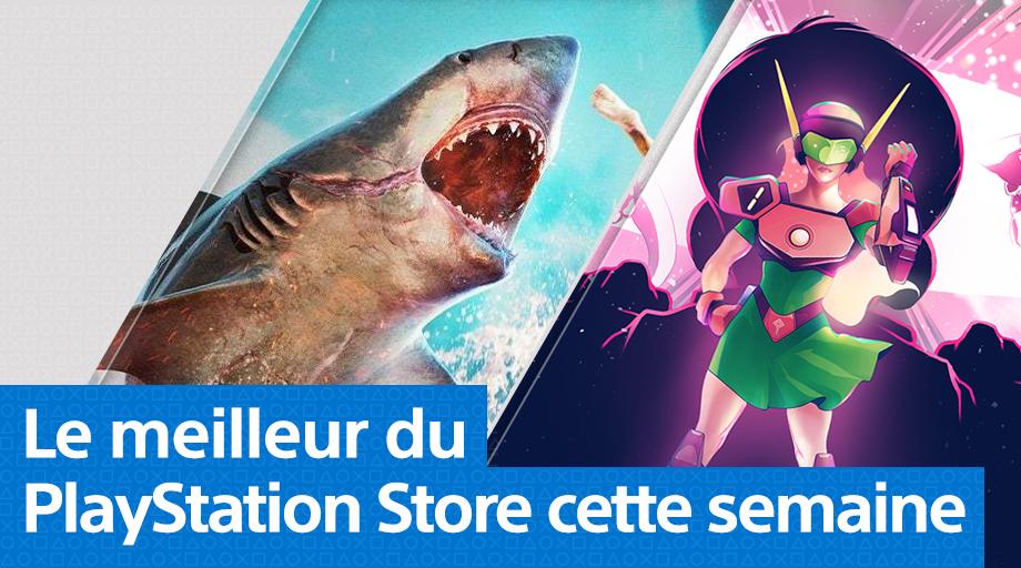 PS Store - Mise à jour du 18 mai 2020