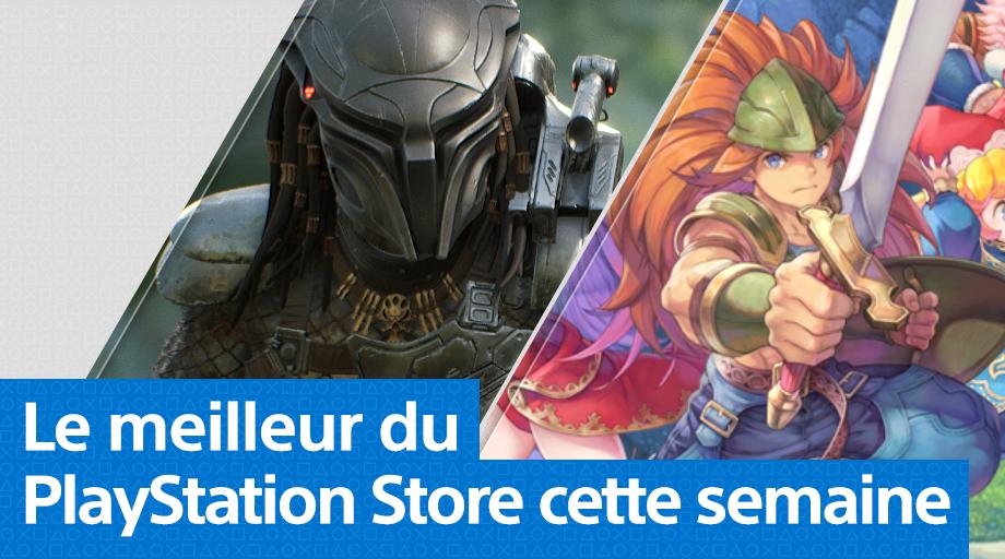PS Store - Mise à jour du 20 avril 2020
