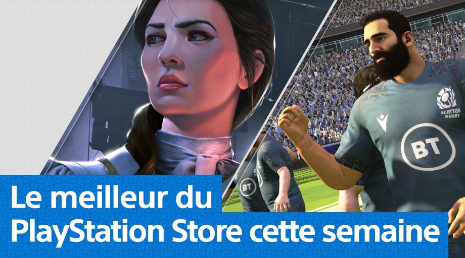 PS Store - Mise à jour du 20 janvier 2020