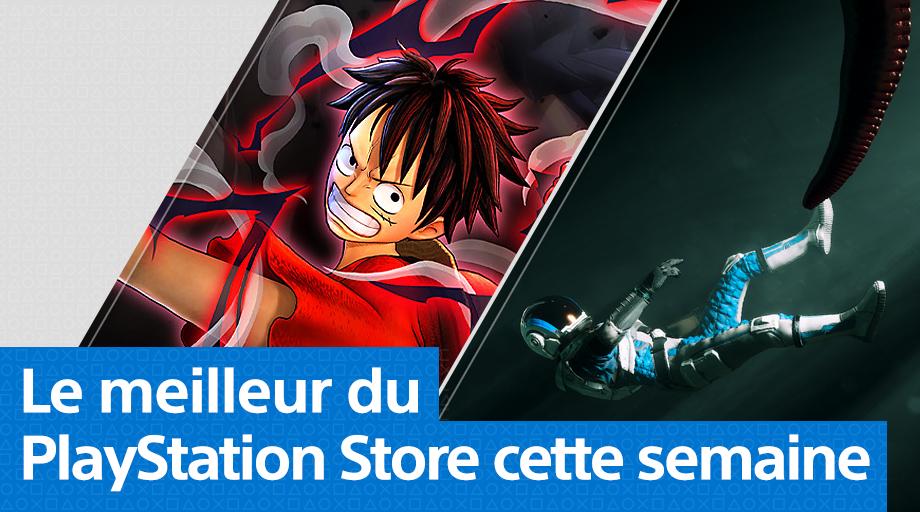 PS Store - Mise à jour du 23 mars 2020
