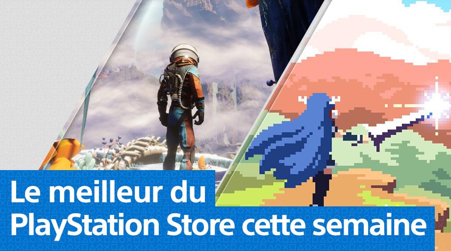 PS Store - Mise à jour du 27 janvier 2020