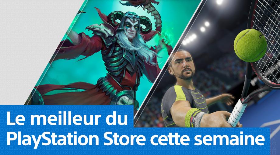 PS Store - Mise à jour du 6 janvier 2020