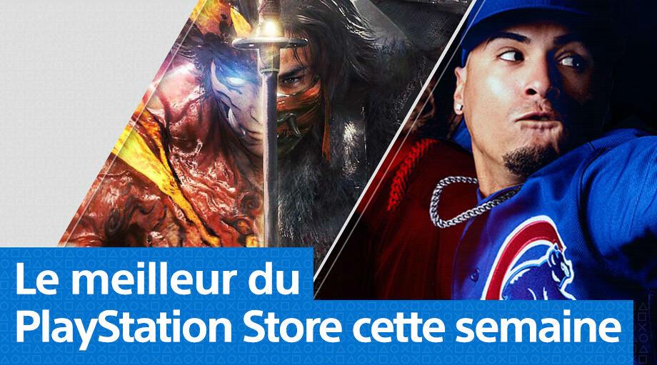 PS Store - Mise à jour du 9 mars 2020