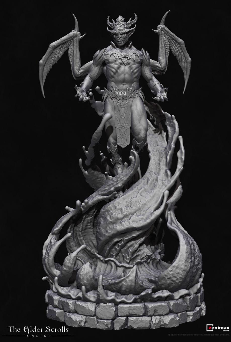 ricardo-graham-vampirelord-statue-final01