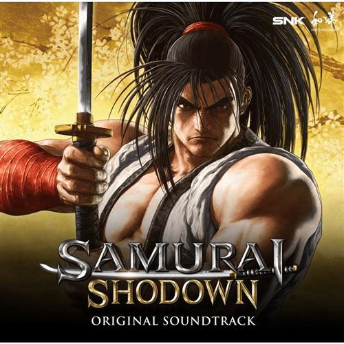 Samurai-Showdown-Edition-Limitee-Vinyle-Rouge-Marbre