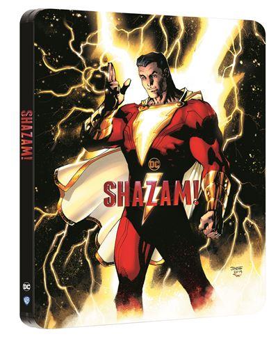 Shazam-Edition-Comic-Steelbook-Blu-ray-4K-Ultra-HD