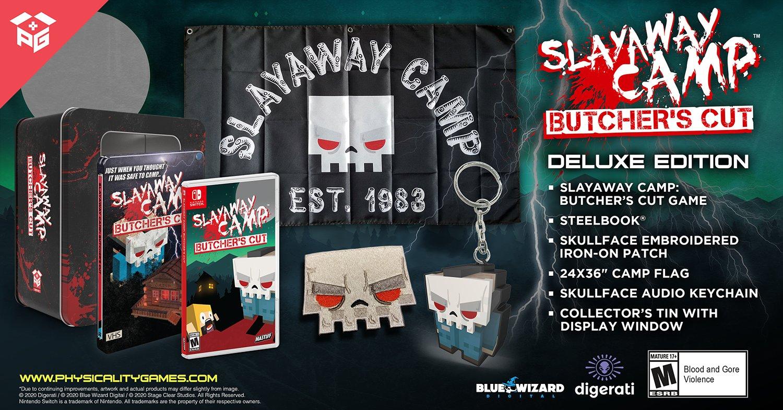 Slayaway Camp Butcher\\\'s Cut