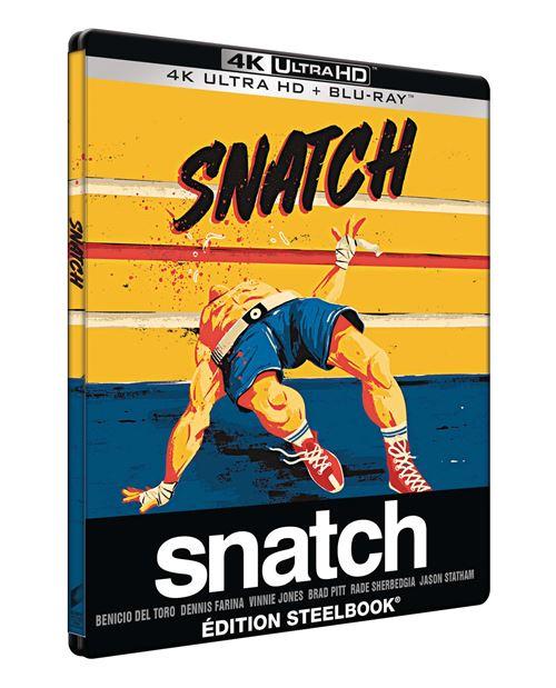 Snatch-Exclusivite-Fnac-Steelbook-Blu-ray-4K-Ultra-HD