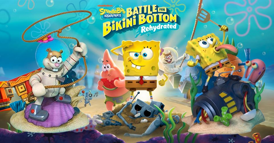 SpongeBob-SquarePants-Battle-For-Bikini-Bottom-Rehydrated-Collectors-Edition