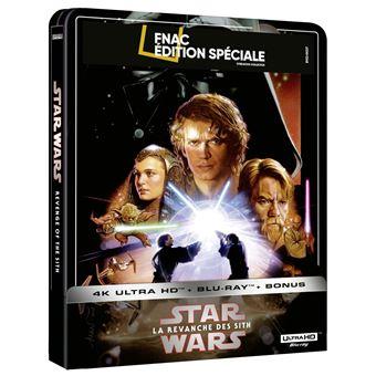 Star-Wars-Episode-III-La-revanche-des-Sith-Steelbook-Exclusivite-Fnac-Blu-ray-4K-Ultra-HD