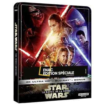Star-Wars-Episode-VII-Le-reveil-de-la-force-Steelbook-Exclusivite-Fnac-Blu-ray-4K-Ultra-HD