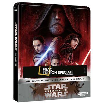 Star-Wars-Episode-VIII-Les-derniers-Jedi-Steelbook-Exclusivite-Fnac-Blu-ray-4K-Ultra-HD