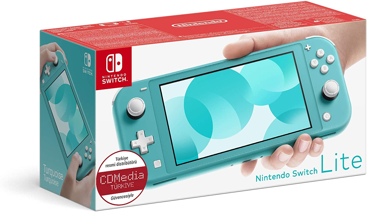 switch lite turquoise