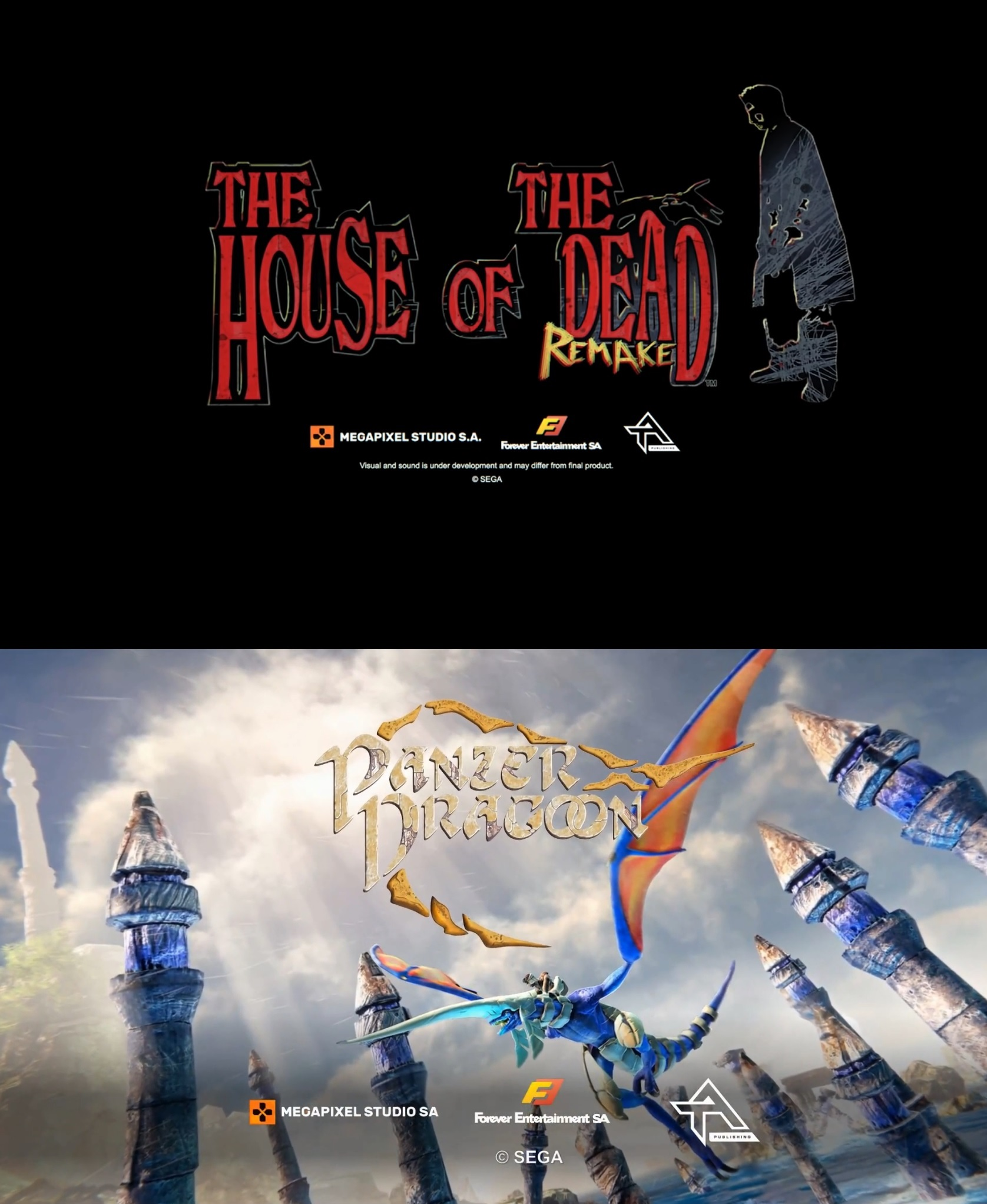the house of the dead-panzer-dragon