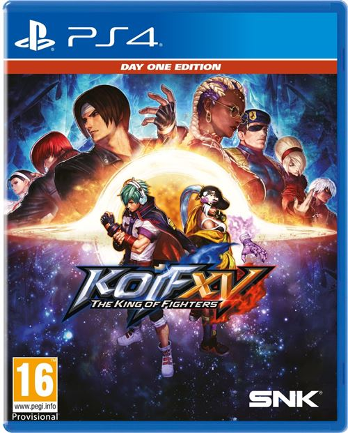 The-King-of-Fighters-XV-Day-One-Edition-PS4