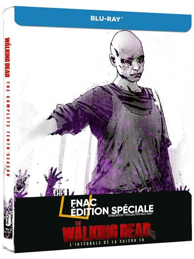 The-Walking-Dead-L-integrale-de-la-Saison-10-Edition-Speciale-Fnac-Steelbook-Blu-ray