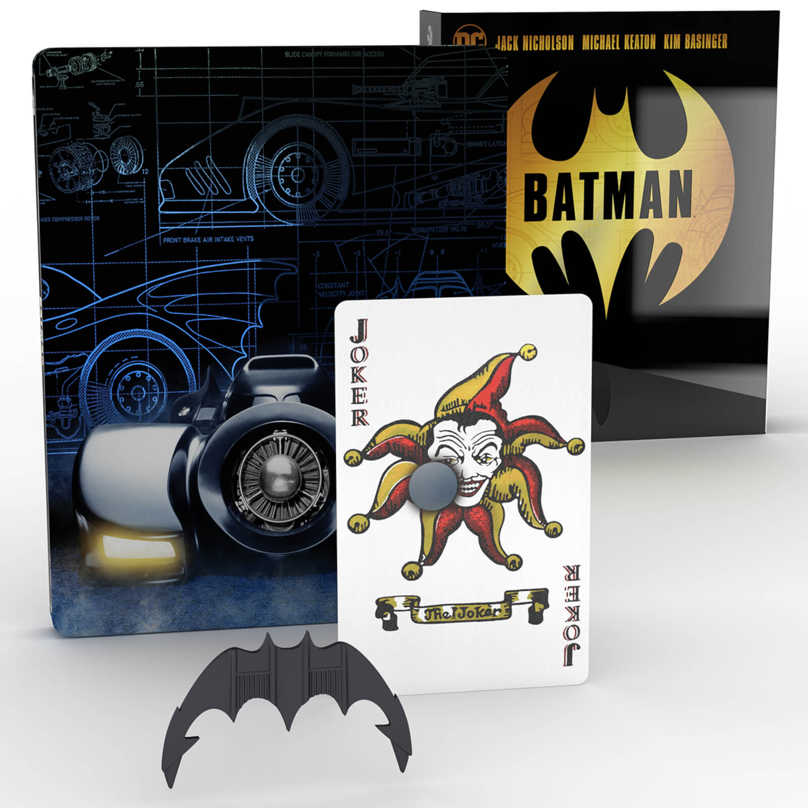 Titans Of Cult - Batman (Bundle)