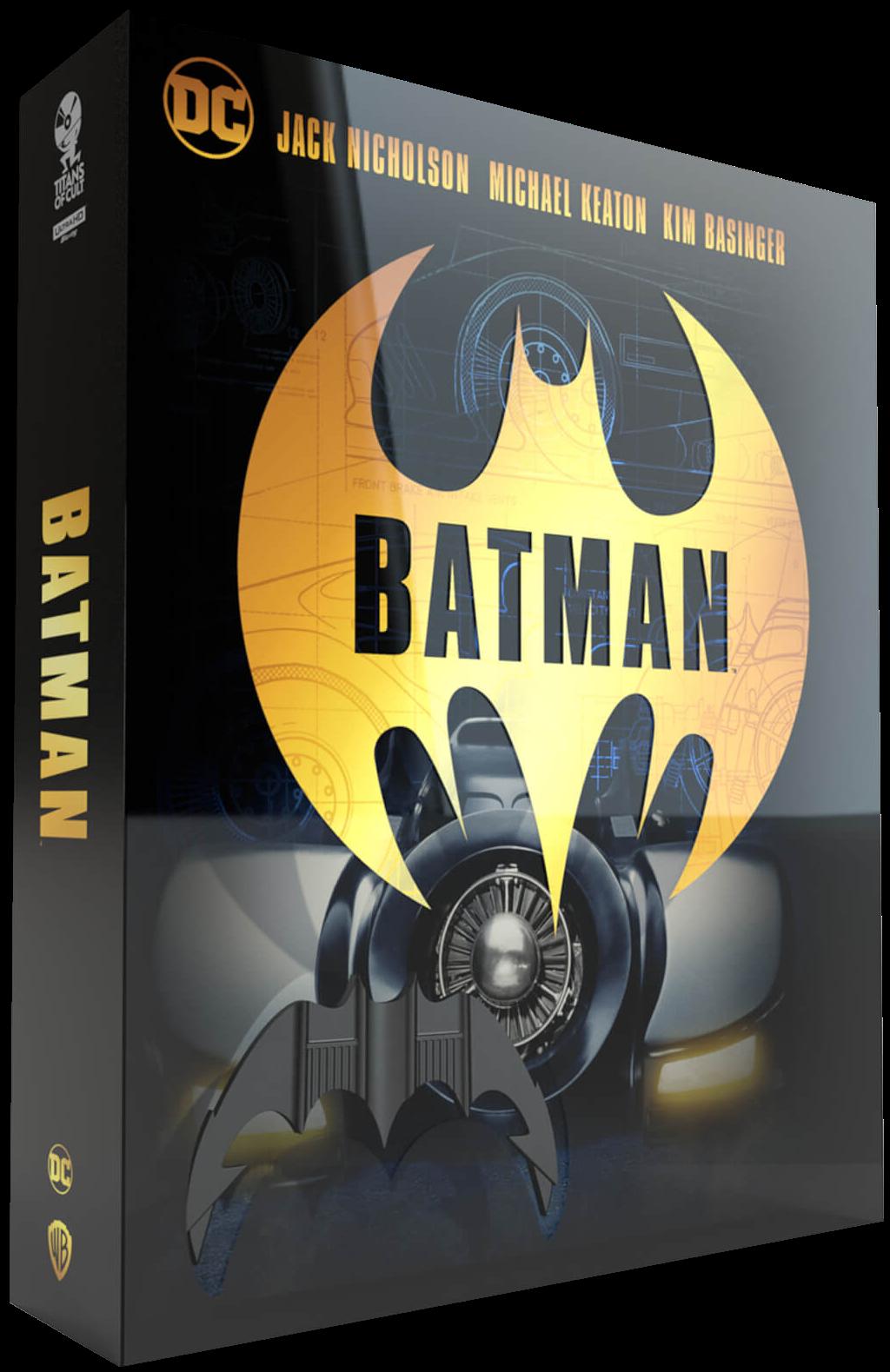 Titans Of Cult - Batman (Slipcase)