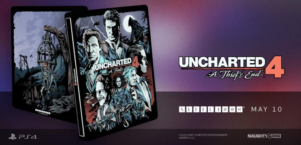 uncharted-4-steelbook-ps4-euro-fr-occasion
