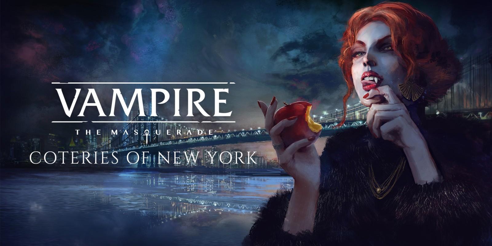 VampireTheMasqueradeCoteriesOfNewYork