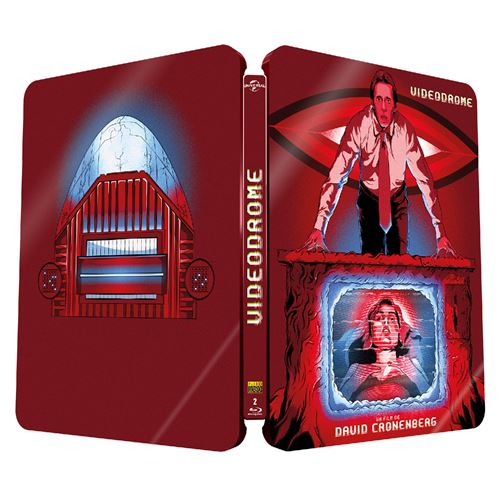 Videodrome-Edition-Speciale-Fnac-Steelbook-Blu-ray