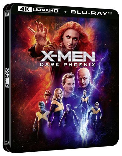 X-Men-Dark-Phoenix-Steelbook-Blu-ray-4K-Ultra-HD