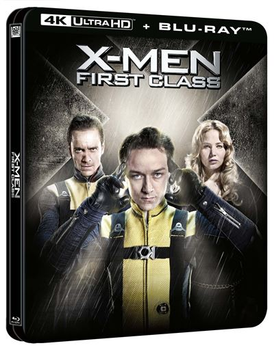 X-Men-Le-Commencement-Steelbook-Blu-ray-4K-Ultra-HD