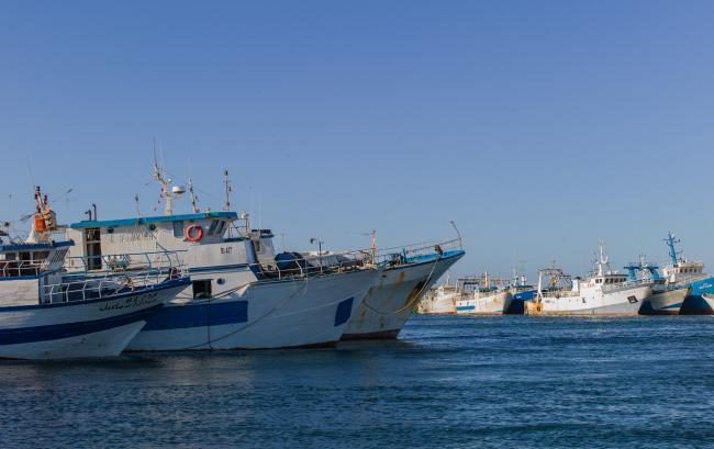 Port de Bizerte (Tunisie)