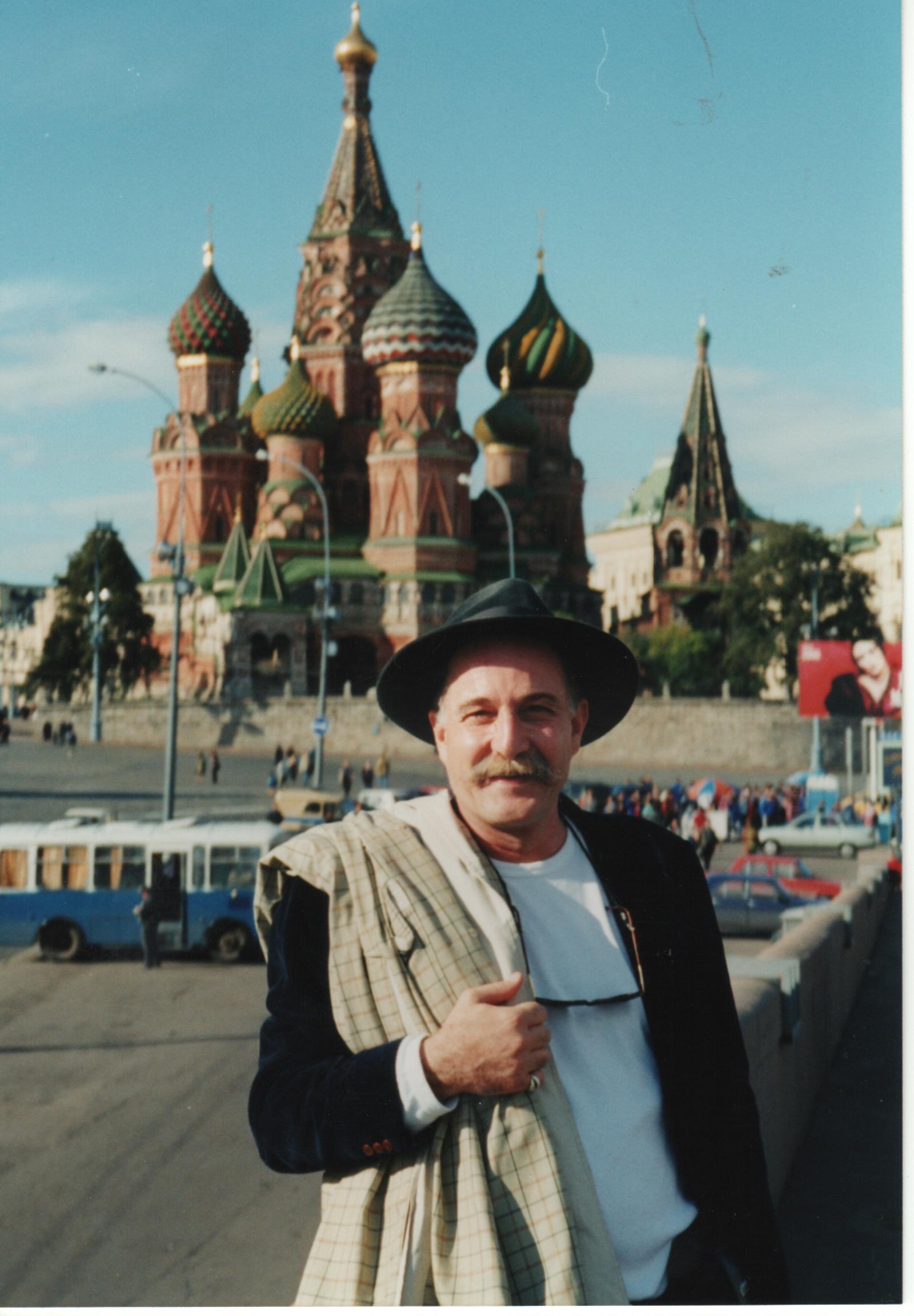 Moscou, septembre 2000