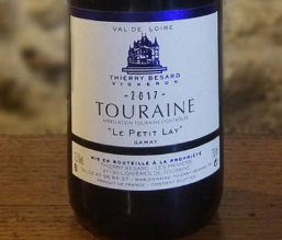 """Screenshot_2020-09-09 Rouge Touraine Gamay """"Le petit Lay"""" - Domaine Thierry Besard"""