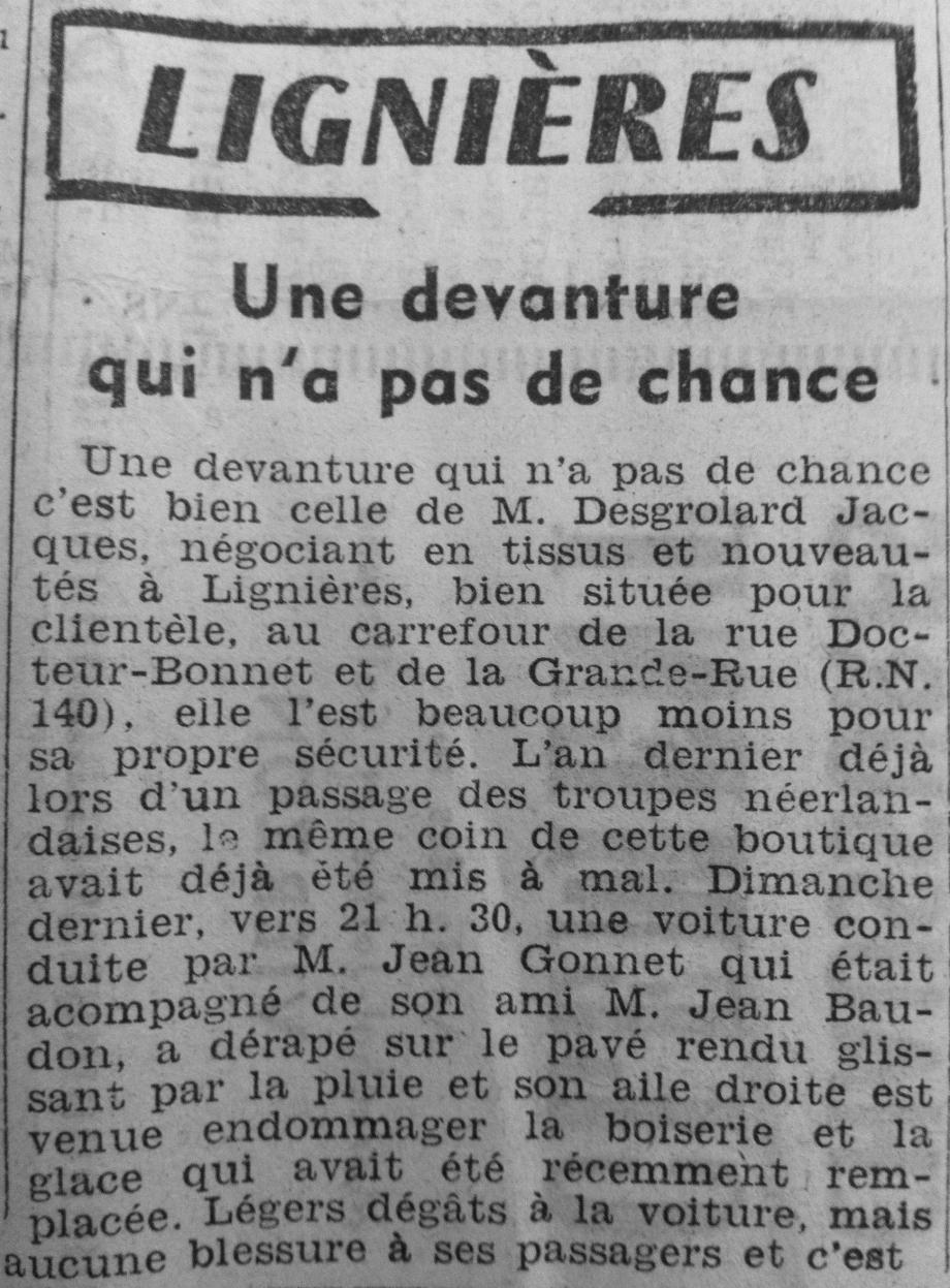 Berry-Républicain - 04/10/1960