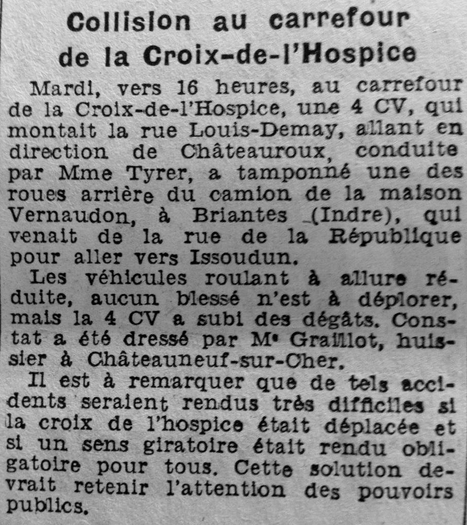 Berry-Républicain - 05/10/1955