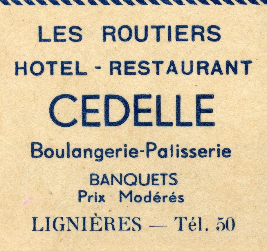 Publicité - 1962