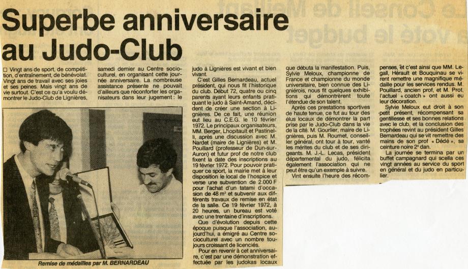 Berry-Républicain du 25/04/1992