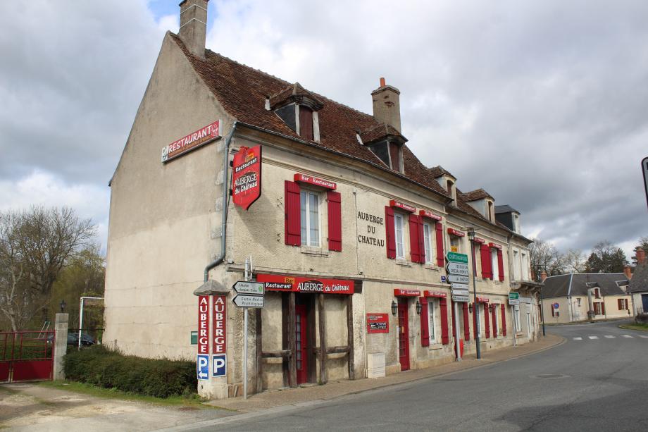 Aujourd'hui...l'Auberge du Château, tenue par Jérôme et Gladys BOCK, propose une cuisine créole réunionnaise !  ® Romain PERSONNAT