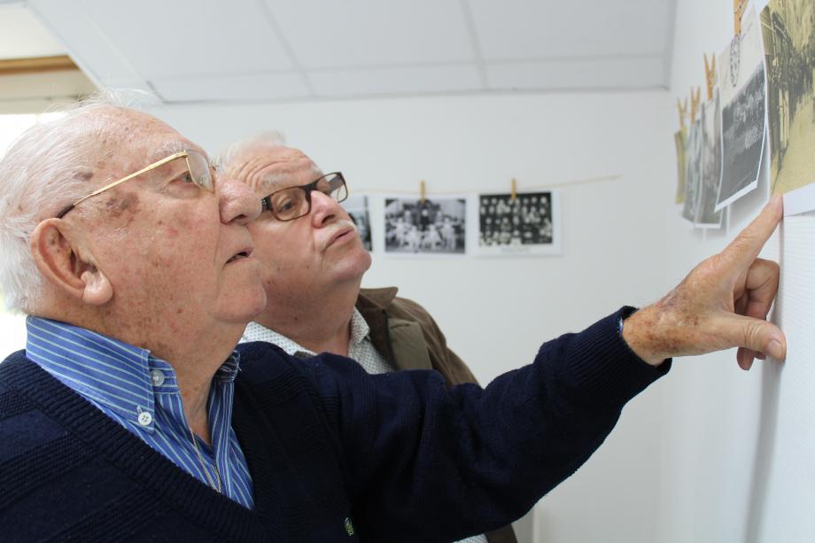 Maxime LOURY et Pierre BUSSIERE