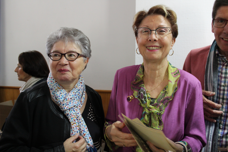 Marie-Jo' GONNET et Dominique DEHAYS
