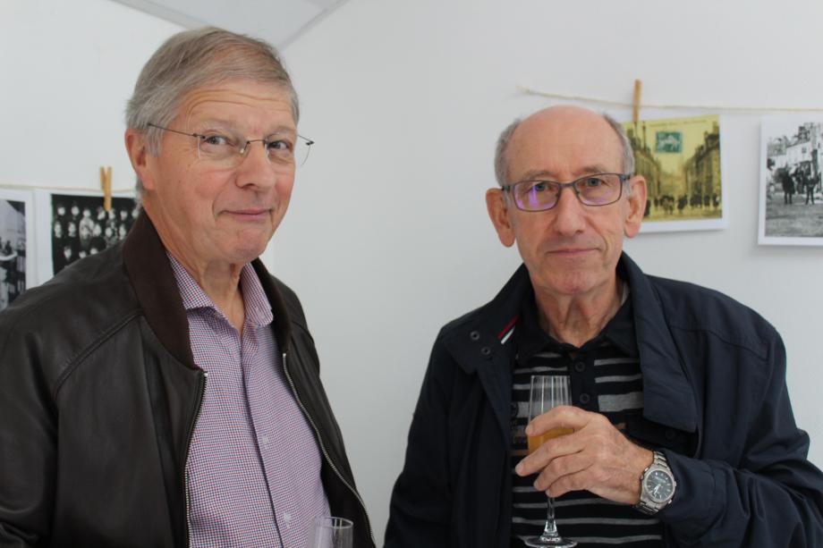 Jean-Pierre CHEDEAU et Daniel DELORME
