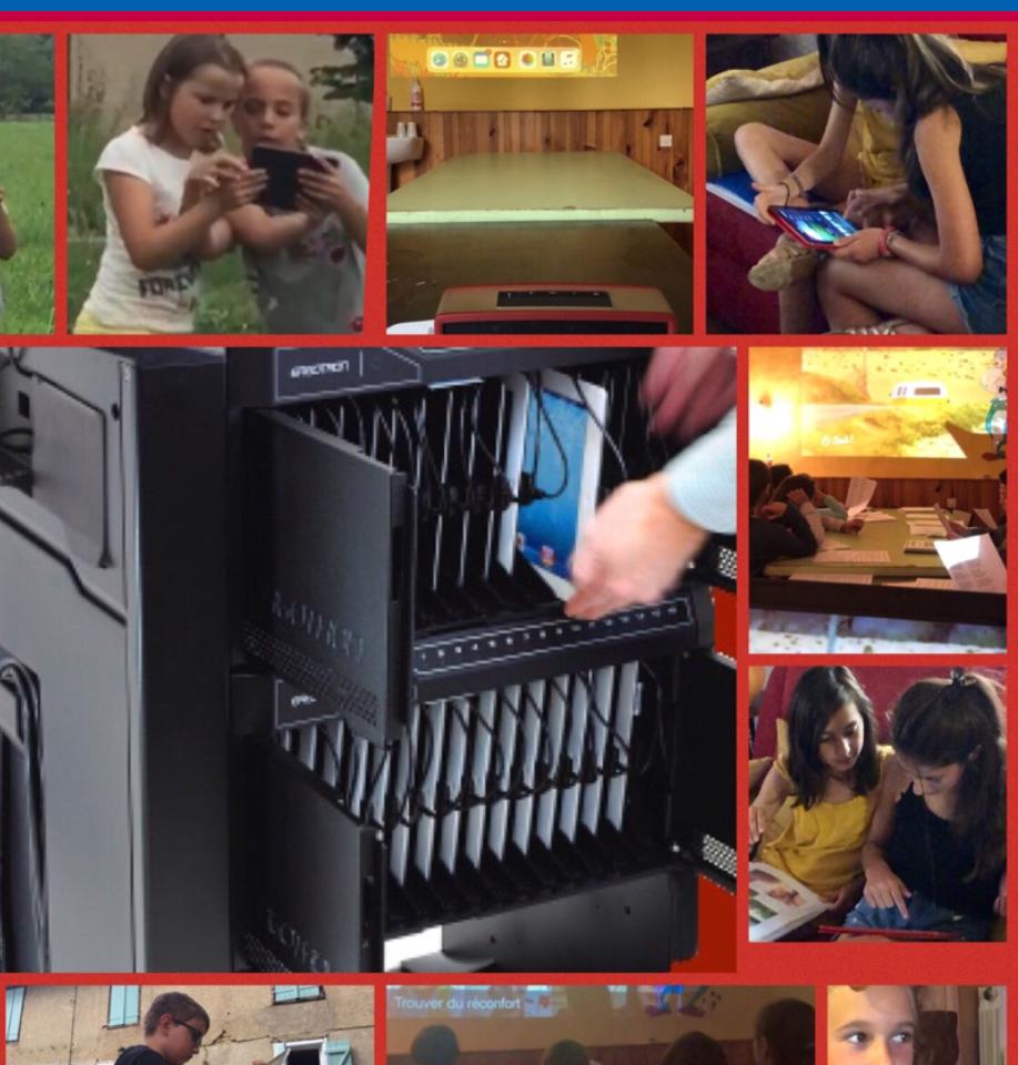 Les ateliers numériques de la Petite École de Mamilou