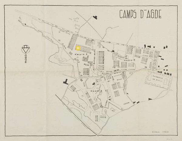 PLAN CAMP D'AGDE Archives départementales de l'Hérault.jpg