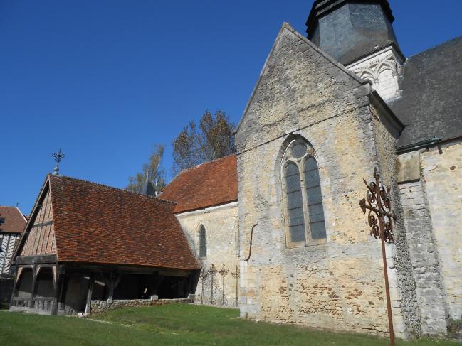 Eglise côté sud
