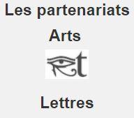 Partenariat Arts & Lettres