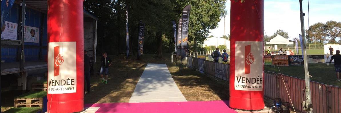 Courses de l'Antimoine - Rochetrejoux