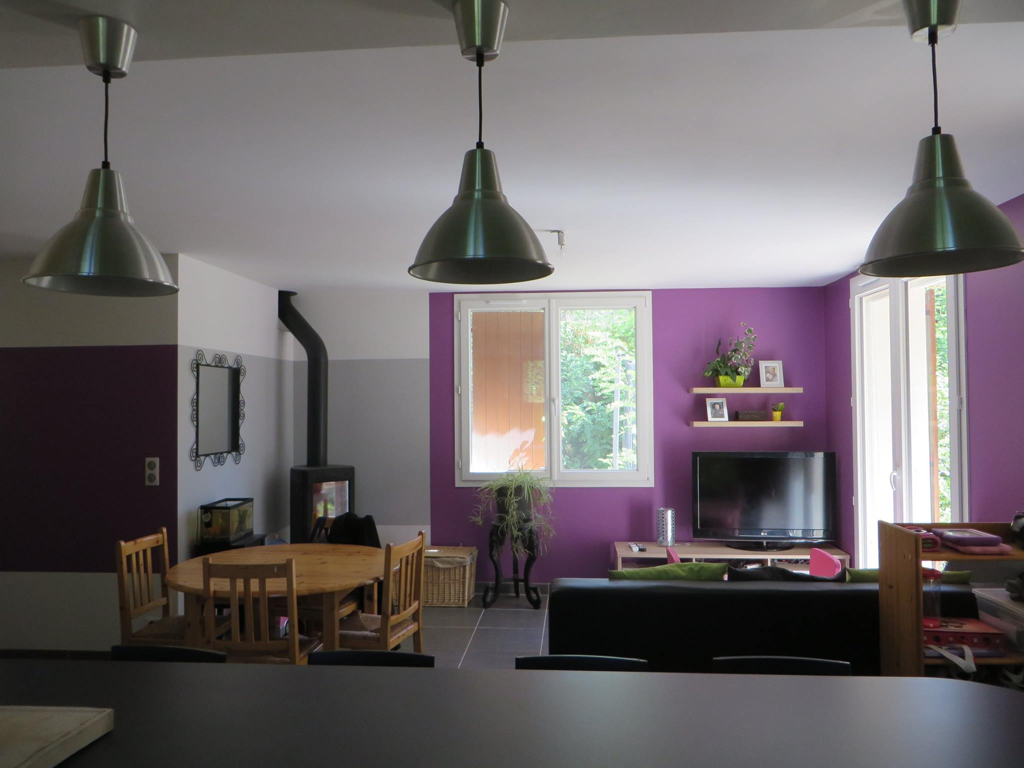 peinture d 39 int rieur couleurs gardoises. Black Bedroom Furniture Sets. Home Design Ideas