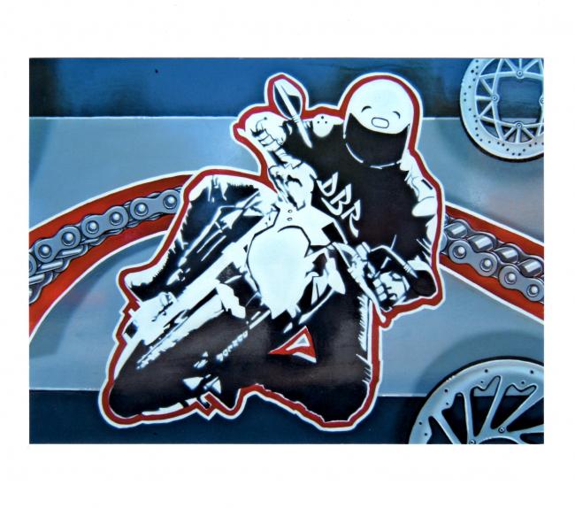 magasin de moto (Rumilly,74)