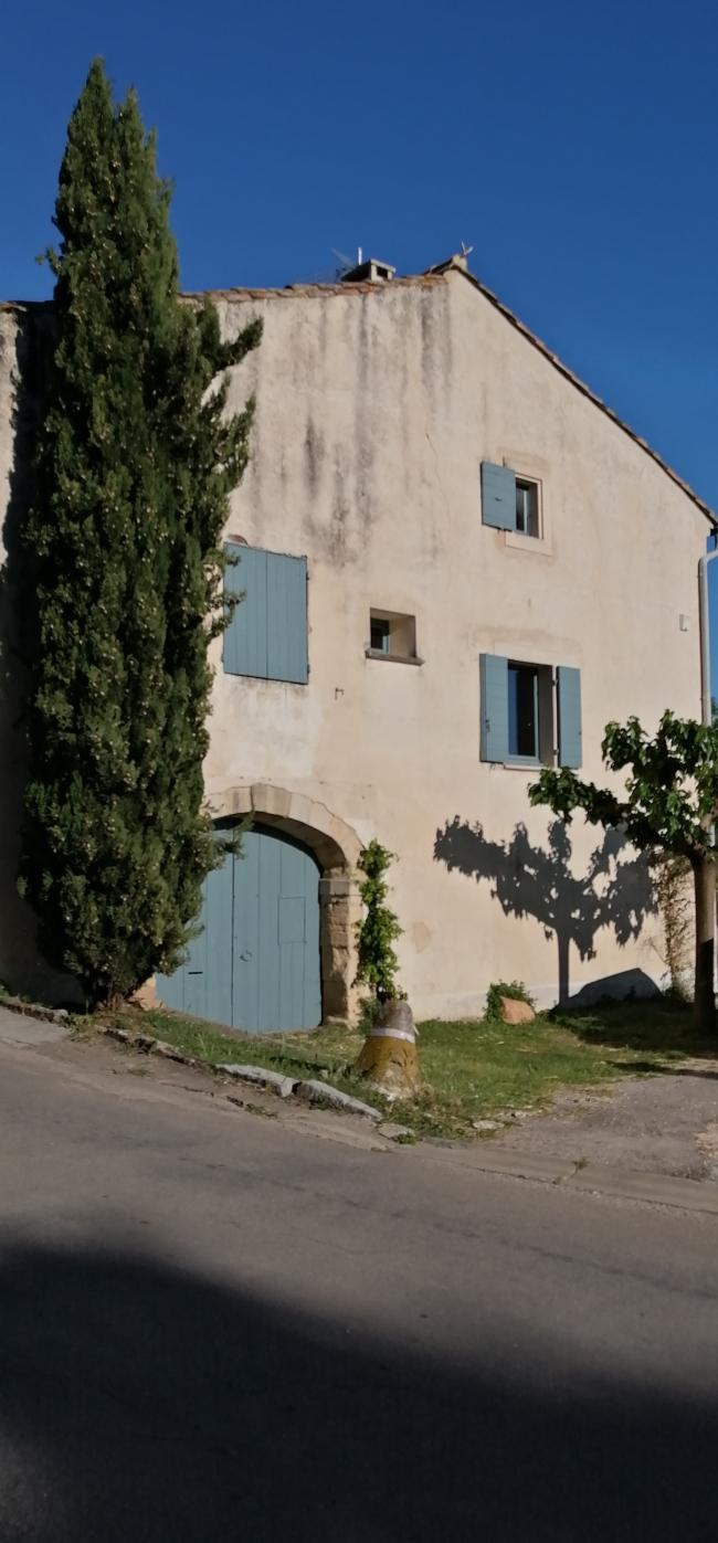 volets , fenetres et porte (La Bastide d'Engras)