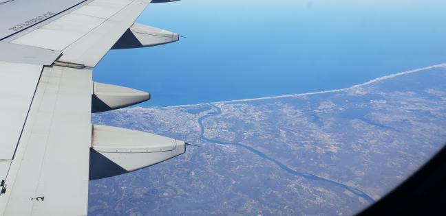 Bayonne et le fleuve Adour