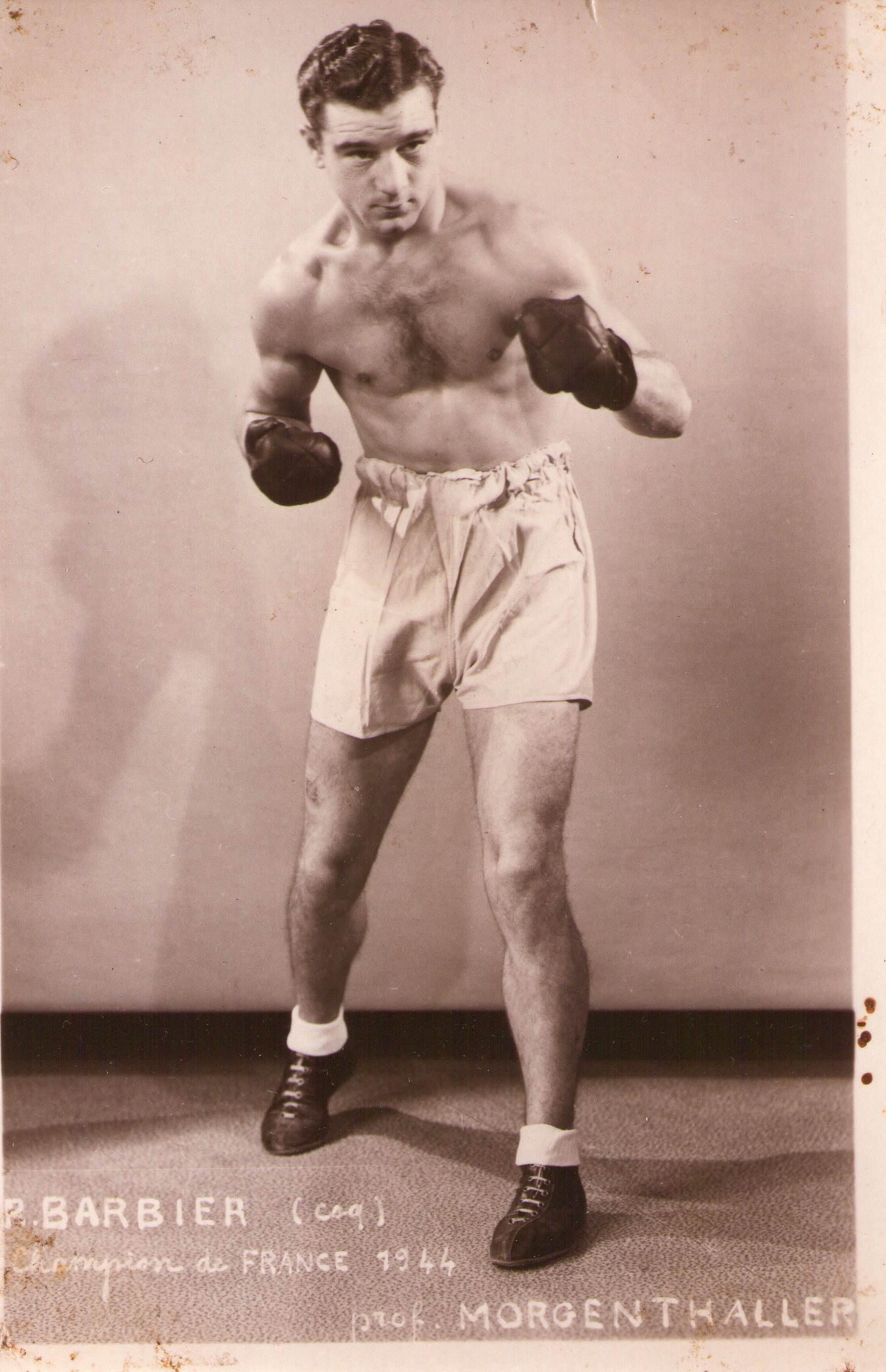 Marcel BARBIER - Champion de France 1943-44 photo 1.jpg