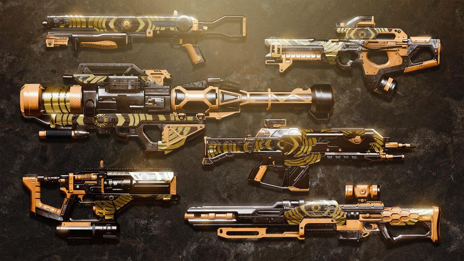 Adept-Weapons